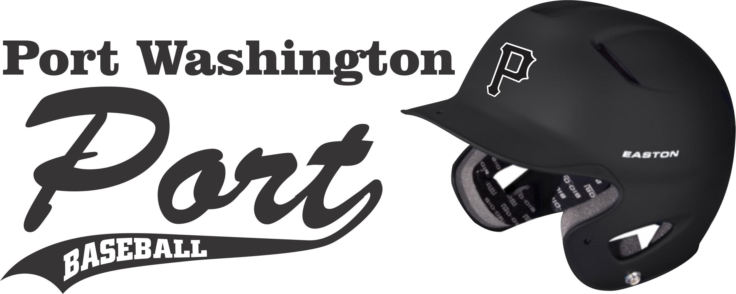 Port Washington Pirates Youth Baseball Helmet Decals ...