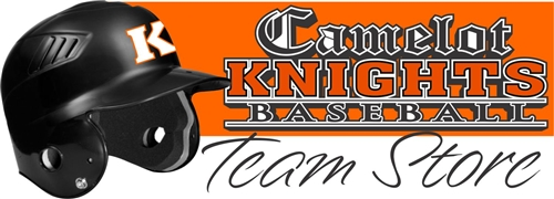 Camelot Knights Youth Baseball Team Store Banner