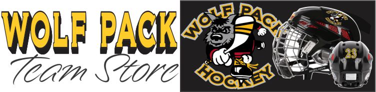 Hoffman Wolfpack Hockey Club Team Store Banner