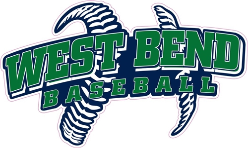 West Bend Bulldogs Baseball Team Store Banner