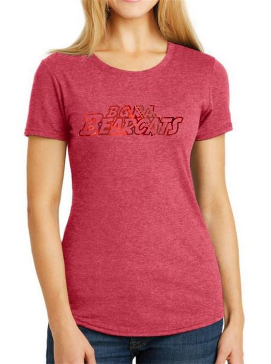 Bgra bearcats baseball beautifully designed custom for Foil print t shirts custom