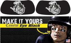 Camelot Knights Player Eye Black