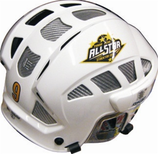 Hockey Helmet Decals Free Samples Send Your Logo