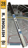 Hoffman Wolfpack Hockey Club Hockey Stick TAG