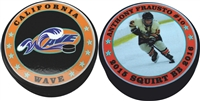 Hockey Super Keepsake Puck