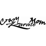 Crazy Karate Mom