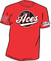 Lady Aces Softball | Baseball  T-shirts