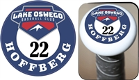 Lake Oswego Baseball Club Custom Bat Knob
