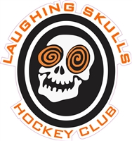 Laughing Skulls Car Window Decal