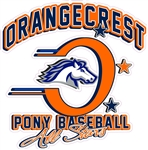 Orangecrest Pony Car Window Decals