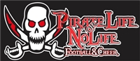 Palm Bay Pirates Football Decals Clings & Stickers