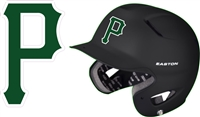 Port Washington Pirates Custom Baseball Helmet Decals