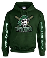 Port Washington Pirates Best Hoodies