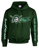 Port Washington Pirates Softball Team Hoodies