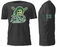 Port Washington Pirates Youth Baseball Custom T-shirts