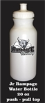 San Antonio Jr Rampage 20 oz Water Bottle with team logo