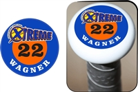 Southern Indiana Xtreme Softball Custom Bat Knob