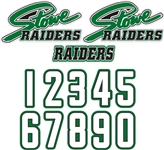 Stowe Raiders Hockey HD & Numbers