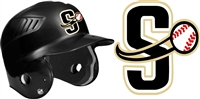 Southline Warriors Baseball Helmet Decals