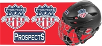 The Prospects Hockey Helmet Decals