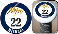 West Bend Nitro Fastpitch Custom Bat Knob