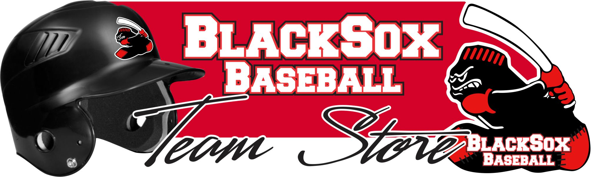 Murfreesboro BlackSox Baseball Baseball Helmet Decals TAGSports - Custom car decals baseball