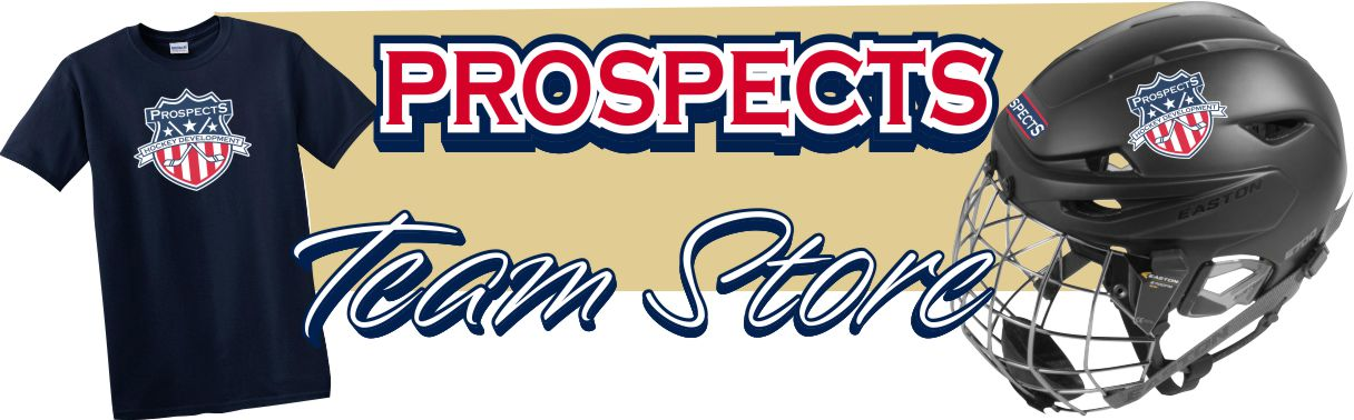 The Prospects Team Store Banner