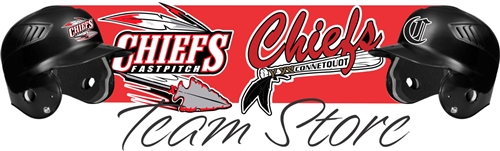 Connetquot Chiefs Youth Baseball Fastpitch Softball Team Store Banner