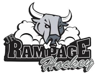 San Antonio Jr Rampage Hockey Custom Awards Stickers TAGSports - Custom car decals san antonio   how to personalize