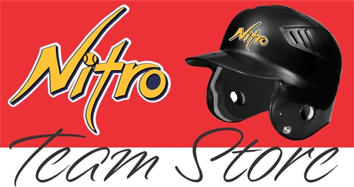 West Bend Nitro Baseball Fastpitch Softball Team Store Banner