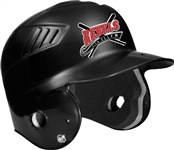 Baseball Helmet Decals | no set up charge | free sample