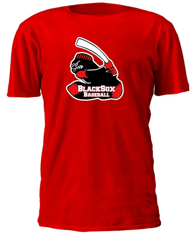 Murfreesboro blacksox youth baseball and softball for Baseball jersey t shirt custom