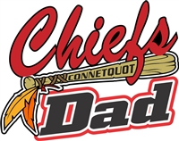 Connetquot Chiefs Youth Baseball DAD CWD