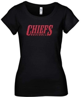 Connetquot Chiefs Custom Baseball T-shirts