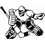 HP21 Goalie Decal