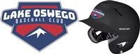 Lake Oswego Custom Baseball Helmet Decals
