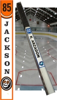 Laughing Skulls Hockey  Custom Hockey Stick Tags