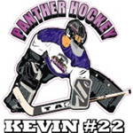 Panther goalie