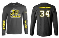 NCMYH Custom Hockey Long Sleeve T-Shirts | Long Sleeve T-shirt