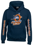 Orangecrest Pony Baseball All Stars Custom Hoodie
