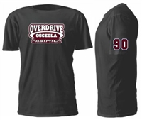 OSCEOLA Overdrive Fastpitch | Softball Custom  Baseball  T-shirts