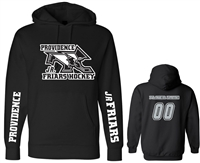 Providence Jr Friars Custom Hockey Hoodies