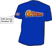Southern Indiana Xtreme Softball T-shirts