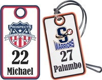The Prospects Hockey Custom Bag Tags