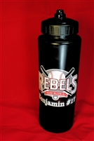 Custom 32 ounce Water Bottle