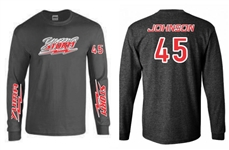 Yuma Storm Custom Football Long Sleeve T-Shirts | Long Sleeve T-shirt