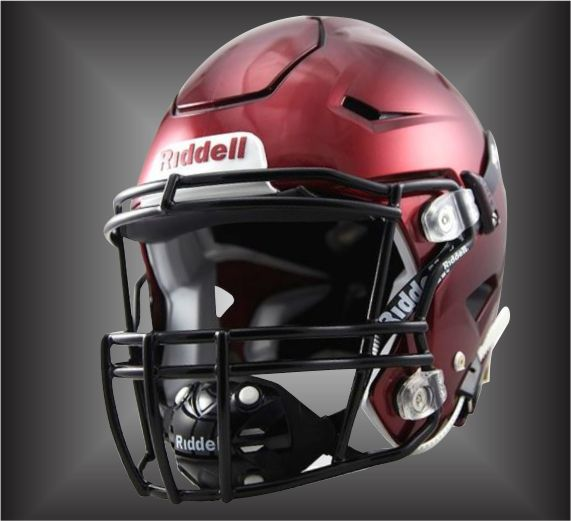 Premium Custom Football Helmet Decals and Stickers
